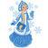 Снегурочка выбрана ведущим брендом Костромской области