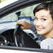 Женщина-водитель намного аккуратнее мужчины