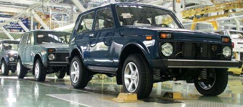"""""""АвтоВАЗ"""" объявил о временной остановке производства внедорожника Lada 4x4"""