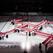 В Латвии перед матчем чемпионата КХЛ на льду развернули свастику
