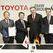 Автопроизводители Toyota и BMW приступят к разработке совместного автомобиля