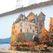 """В Уфе появилось новое граффити в виде """"Шильонского замка"""""""