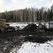 В Дуванском районе Башкирии прорвало нефтепровод