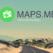 Картографический сервис Maps.me стал бесплатным