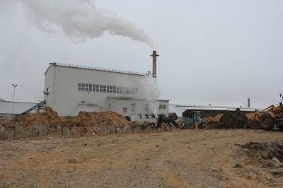 """На ЗАО """"Плитспичпром"""" ведется строительство нового завода по производству ДСП"""