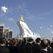 В Ашхабаде открыли позолоченный памятник Бердымухамедову на коне