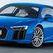 В сентябре на российском рынке будет представлено новое поколение мощного Audi R8