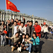 Китайские туристы в Санкт-Петербурге