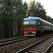 Пригородный поезд в Башкирии