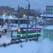 По Уфе начали курсировать новогодние троллейбус и трамвай