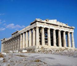 Греция начинает сдавать в аренду всемирно известные архитектурные памятники