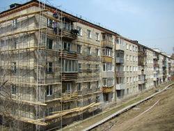 В программе капитального ремонта участвуют 114 многоквартирных жилых дома