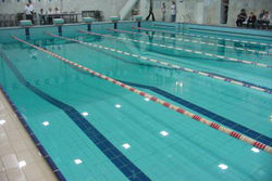 В Иглино открылся новый бассейн