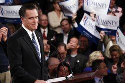 Республиканцы в Конгрессе поддержали Митта Ромни