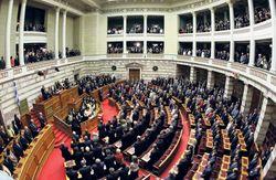 Парламент Чехии проголосовал за доверие правительству Петра Нечаса