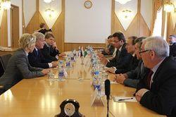 Делегация Национального Парламента Финляндской Республики находится с визитом в Башкирии