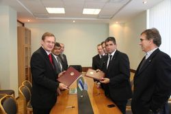 Башкирия и Уругвай будут сотрудничать в области нефтехимии, горной промышленности и ТЭК