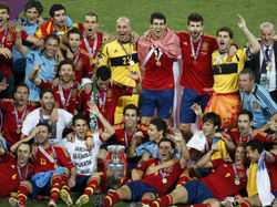 Испания торжествует