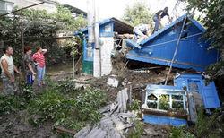 На Кубани разрушено около 650 домов