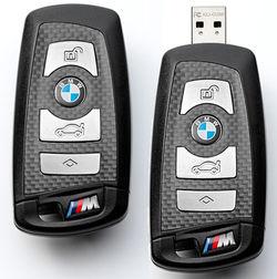 Флэш-накопитель для поклонников BMW