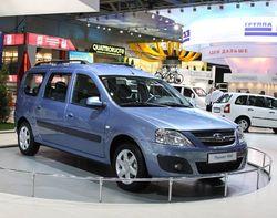 В России стартовали продажи новой Lada Largus