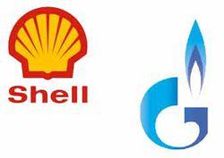 """Газпром"" и Shell подписали протокол о глобальном стратегическом сотрудничестве"