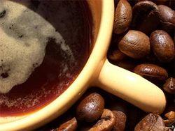 О полезных свойствах черного кофе