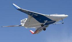 """НАСА и """"Боинг"""" создают самолет будущего"""