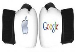 Apple и Google ведут переговоры по вопросам патентов