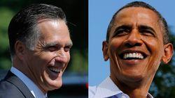 Рейтинг Ромни и Обамы сравнялся
