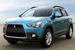 Европа увидит рестайлинговый Mitsubishi ASX