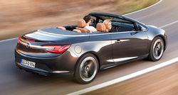 Рассекречен новый Opel Cascada