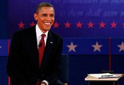 Барак Обама одержал победу в последнем раунде дебатов