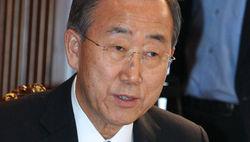 Генсек ООН осудил запуск северокорейской ракеты