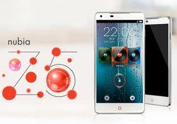 Компания ZTE представила Android-смартфон Nubia Z5