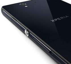 Sony представила смартфон Xperia Z