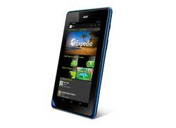 Acer представил планшет стоимостью 150 долларов