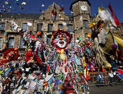 Прага превратится в столицу Богемского карнавала