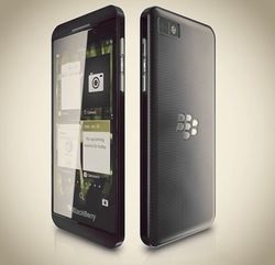 Смартфон BlackBerry Z10