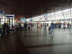В аэропорту Чили живет турист из Испании