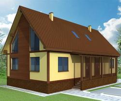 Дом за 30 дней: в Башкирии все чаще используют технологии быстровозводимых домов