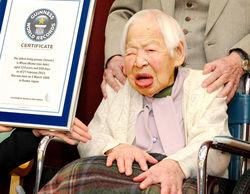 Старейшей женщине в мире исполнилось 115 лет