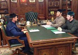 Рамзан Кадыров открыл новое министерство в правительстве Чечни