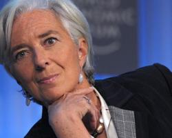 В Париже проведен обыск квартиры директора-распорядителя МВФ