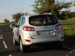 Стала известна цена на Hyundai Santa Fe с новой модификацией