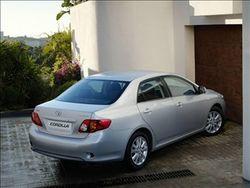 В ноябре текущего года Toyota презентует новый седан Corolla