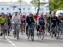 В середине мая в Уфе состоится праздник велосипедистов