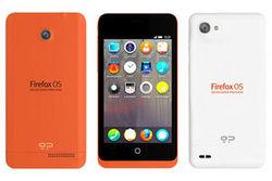 Поступили в продажу первые Firefox-смартфоны