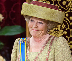 Беатрикс в последний раз выступила перед жителями Нидерландов в качестве королевы