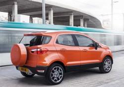 Ford Sollers объявило о начале сборки и продажи кроссовера EcoSport в России